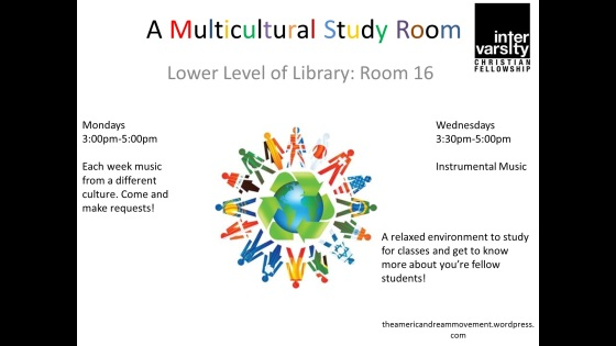 Multicultural Study Room