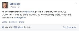 Bill Maher Germany
